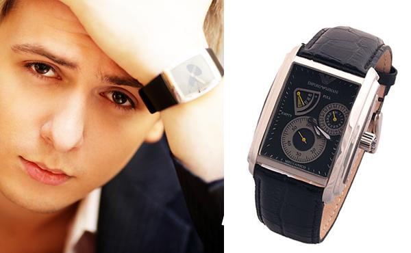 Часы бренда Armani