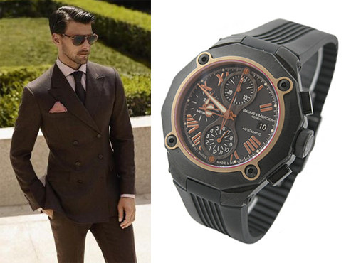 Мужские часы Baume & Mercier
