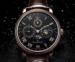 Мужские часы бренда Blancpain