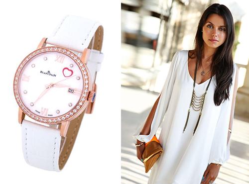 женские часы Blancpain