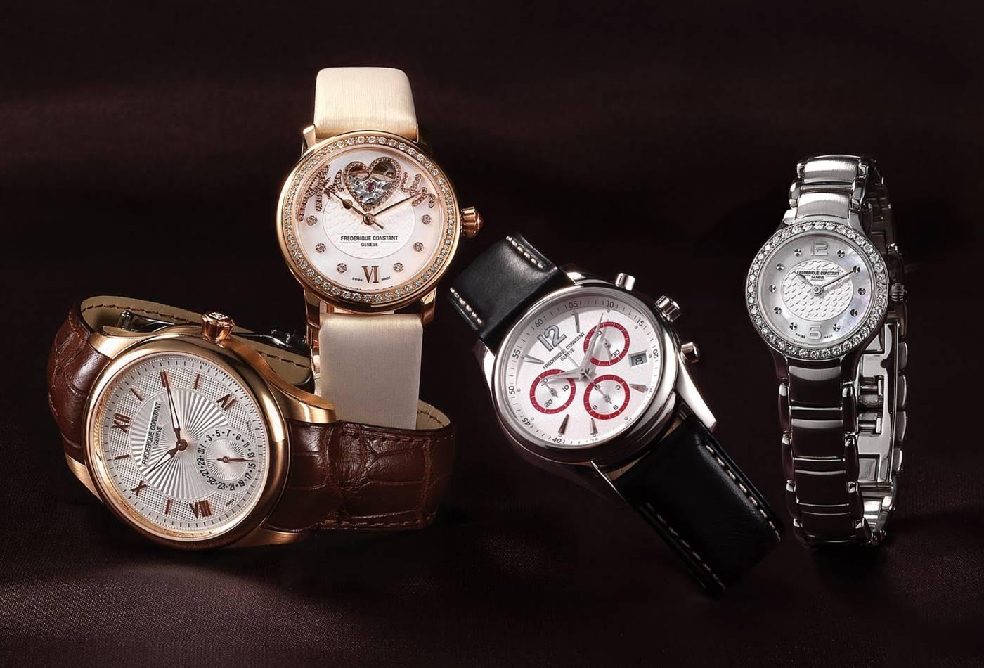 Женские наручные часы - разные цвета и размеры