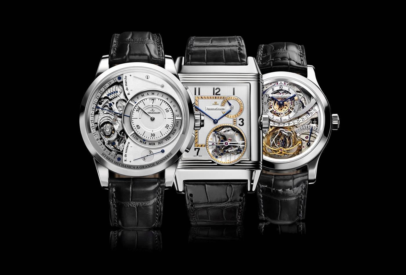 Брендовые наручные часы Жагер ле Кольтре