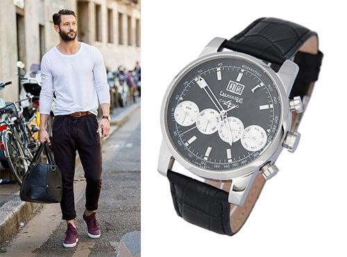 Мужские часы Eberhard & Co (Эберхард энд ко)