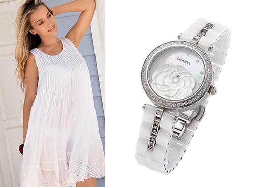 Точные копии брендовых женских часов
