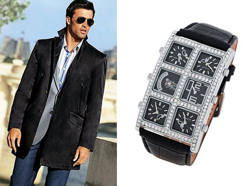 мужские часы с шестью циферблатами IceLink