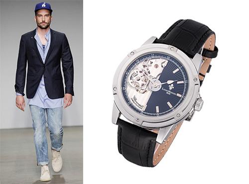 Мужские часы Louis Moinet (Луи Муане)