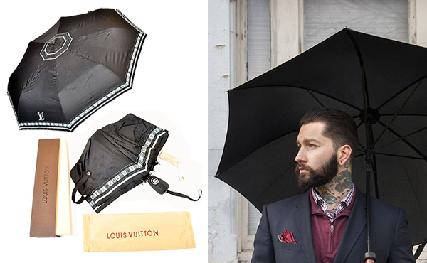 Копии мужских зонтов
