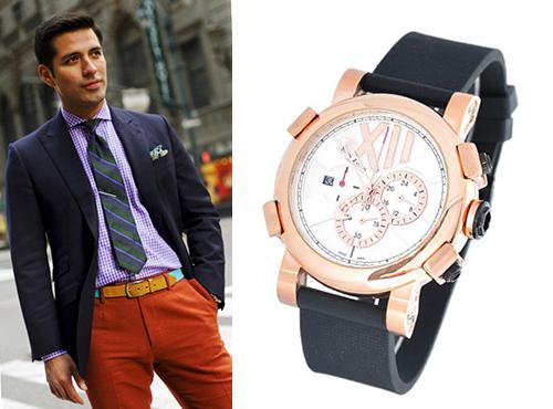 мужские часы Romain Jerome
