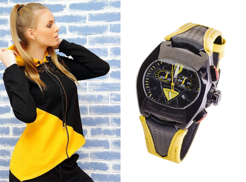 Женские часы Lamborghini