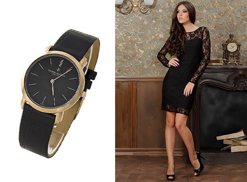 Женские наручные часы Вашерон Константин