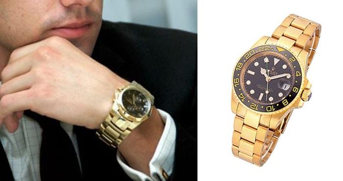Реплікf золотого годинника