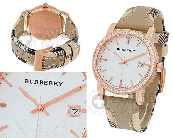 Женские наручные часы бренда Burberry