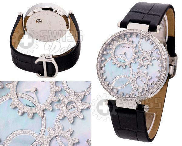 Жіночі наручні годинники Cartier (Картьє)