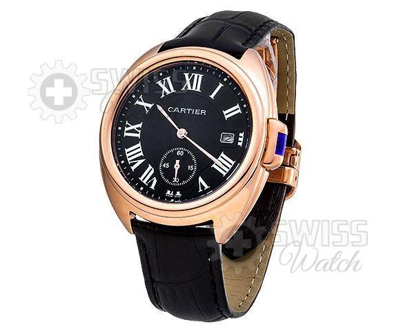 Жіночі золоті годинники Cartier (Картьє)