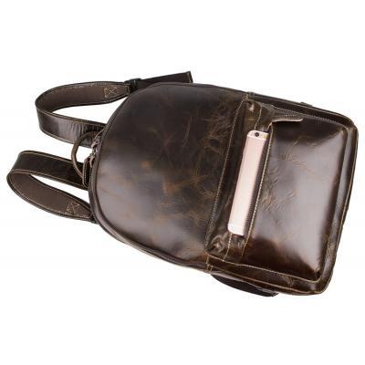 Рюкзак шкіряний TIDING BAG 7273Q
