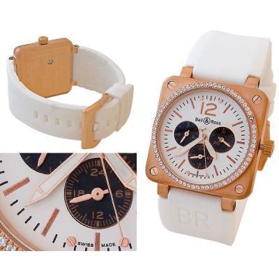 Часы  Bell & Ross BR01-96 Diamonds №P0025