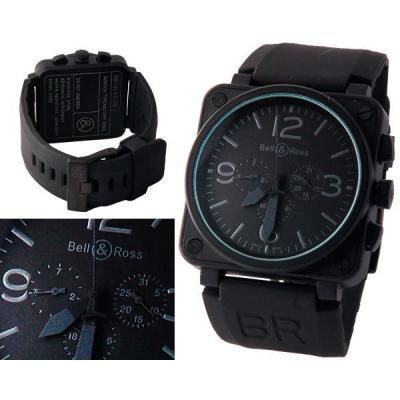 Часы  Bell & Ross BR 01-94 №MX0733