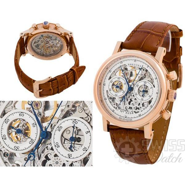 Часы  Breguet Breguet Skeleton №MX1605