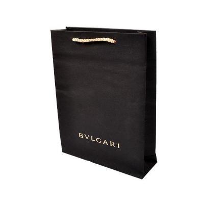 Упаковка Фирменный пакет Bvlgari модель №1014