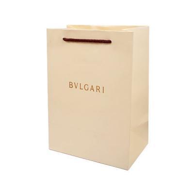 Упаковка Фирменный пакет Bvlgari модель №1016