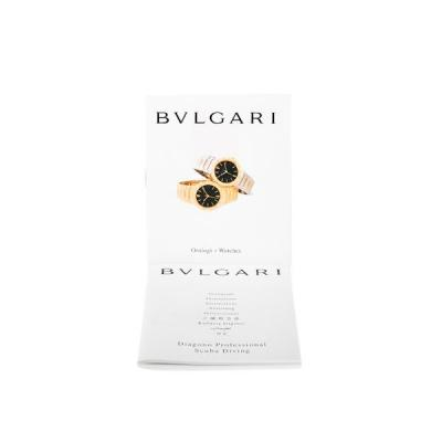 Документы для часов Bvlgari Модель №1082