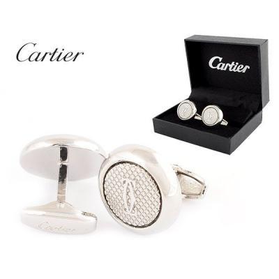 Запонки Cartier модель №367