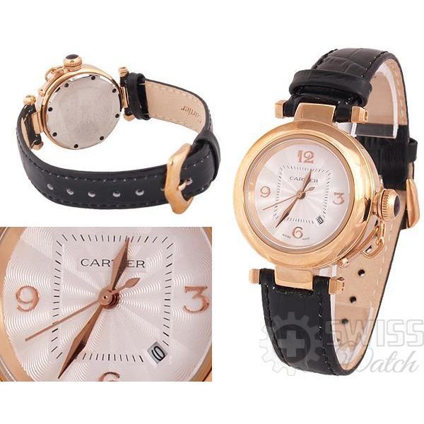 Часы  Cartier Pasha de Cartier №M2675