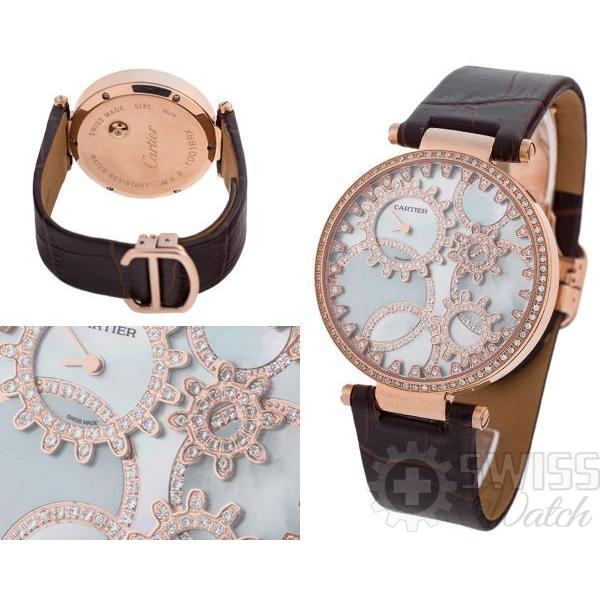 Часы  Cartier Cartier Libre №MX1925
