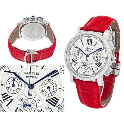 Часы  Cartier Rotonde de Cartier №N2285