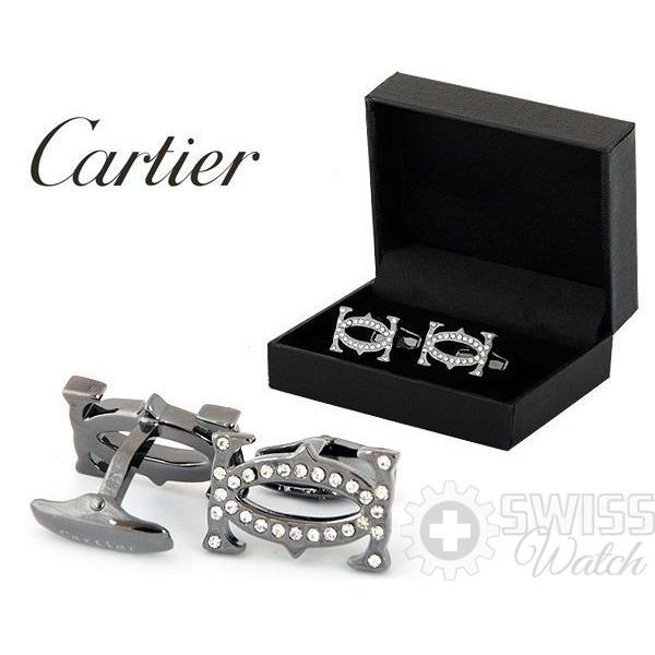 Запонки Cartier модель №435