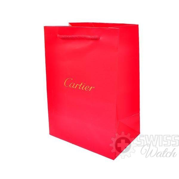 Упаковка Фирменный пакет Cartier модель №1009