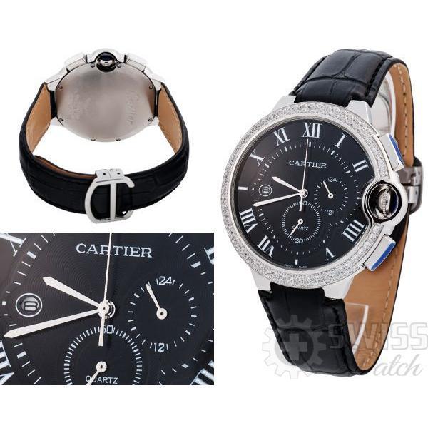 Часы  Cartier Ballon Bleu de Cartier №N1780