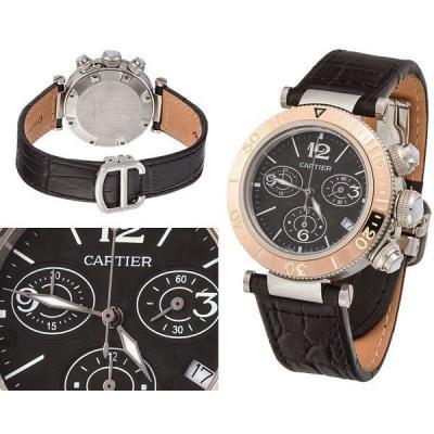Часы  Cartier Pasha de Cartier №MX2894