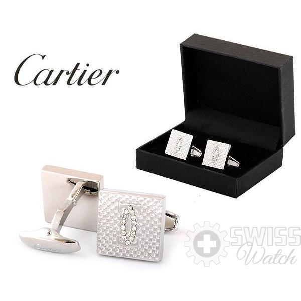 Запонки Cartier модель №432