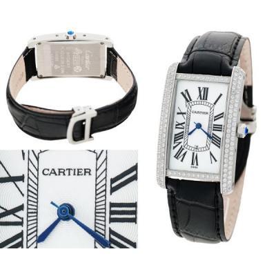 Часы  Cartier Tank №MX2380
