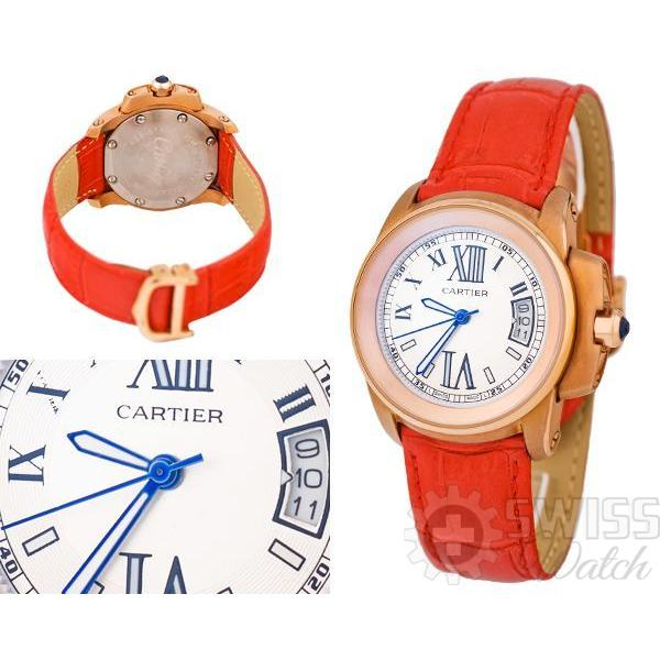 Часы  Cartier Calibre de Cartier №N0987