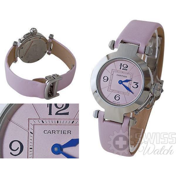 Часы  Cartier Pasha de Cartier №C0033