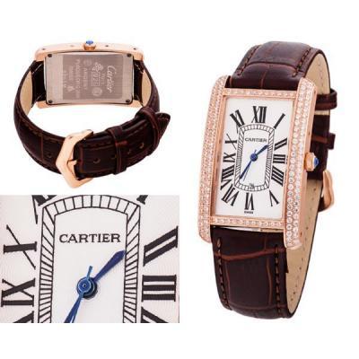 Часы  Cartier Tank №MX2202
