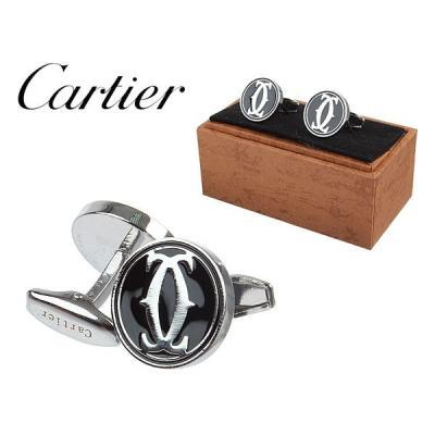 Запонки Cartier модель №477