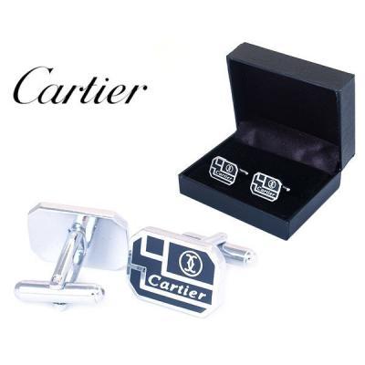 Запонки Cartier модель №462