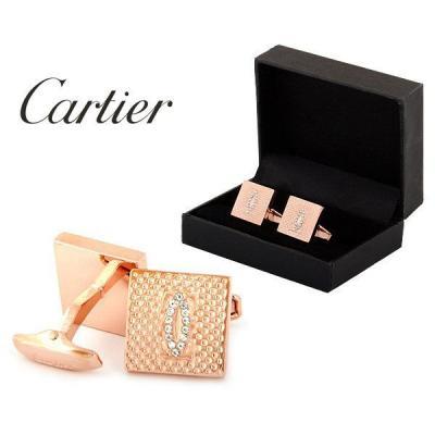 Запонки Cartier модель №434