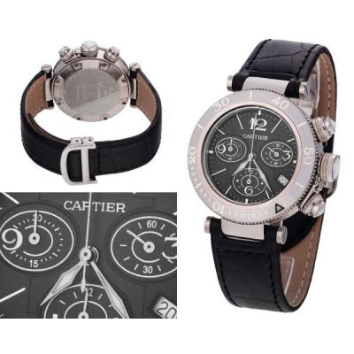 Часы  CartierPasha Seatimer Chronograph №MX2207