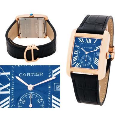Годинник Cartier Tank MC №N2068