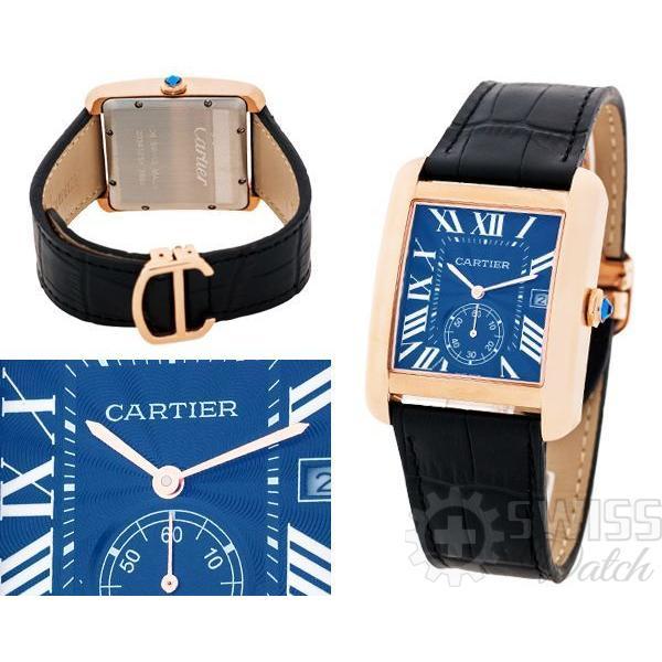 Часы  Cartier Tank MC №N2068