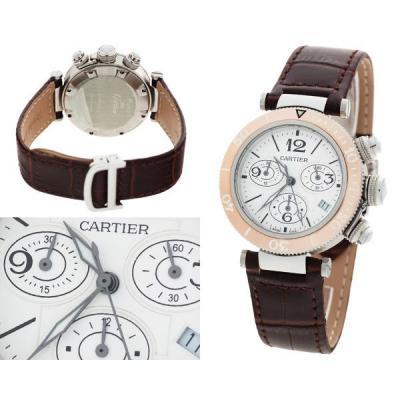Часы  Cartier Pasha de Cartier №MX2373