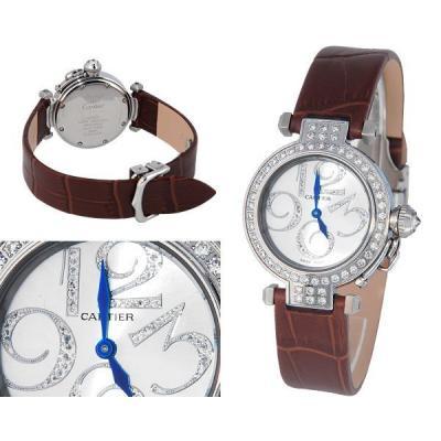 Часы  Cartier Pasha de Cartier №MX0459