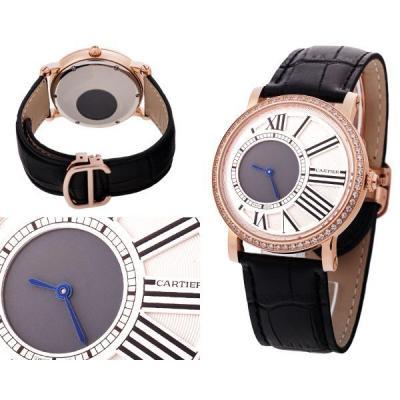 Часы  Cartier Rotonde de Cartier №MX2243