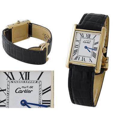 Часы  Cartier Tank №H0493