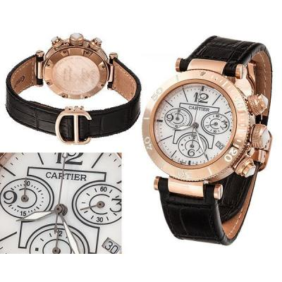 Часы  Cartier Pasha de Cartier №MX2879