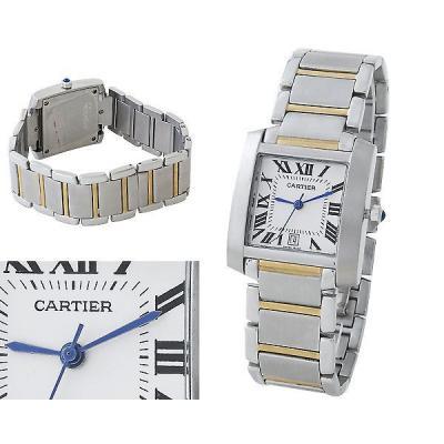 Часы  Cartier Tank №C0091